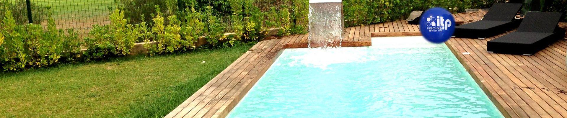 piscina en Betera